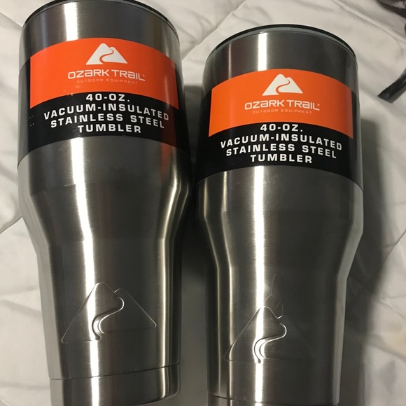 6d7befcd26e ozark trail Other | 2 Insulated Stainless Steel Tumblers | Poshmark